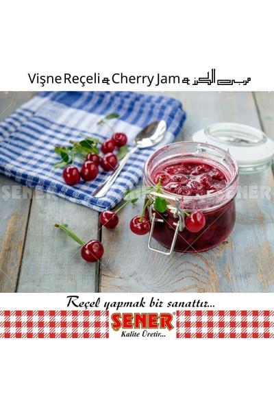 Şener 2'Li Paket 380 gr %45 Meyve Vişne Reçeli - 200 gr Fıstıklı Helva