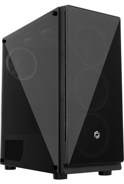 Asper A2650 AMD Ryzen 5 2600 8GB 240GB SSD RX580 Freedos Masaüstü Bilgisayar
