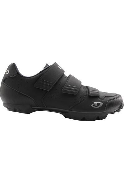 Giro Carbide R Mtb Ayakkabısı Siyah - Kömür Grisi