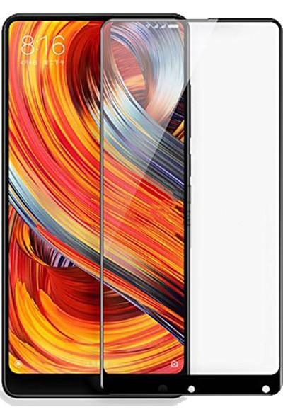 Herbütçeye Xiaomi Mi Mix 2 Tam Kaplayan Fiber Nano Ekran Koruyucu Siyah