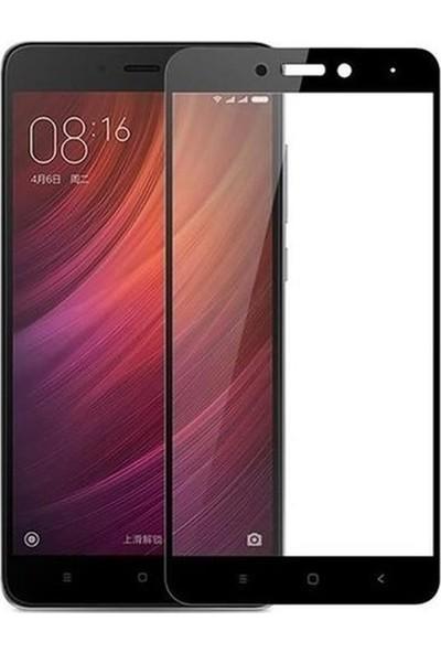 Herbütçeye Xiaomi Redmi 5A Tam Kaplayan Fiber Nano Ekran Koruyucu Siyah
