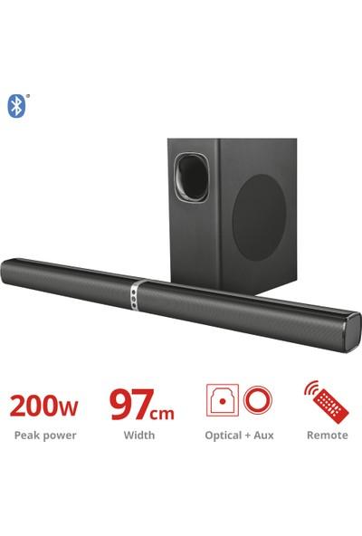 Trust Lino XL 2.1 Soundbar Dikey-Yatay Bluetooth Speaker Set 23032