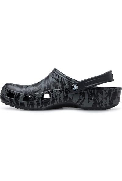 Crocs Classic Printed Camo Clog Terlik 206454