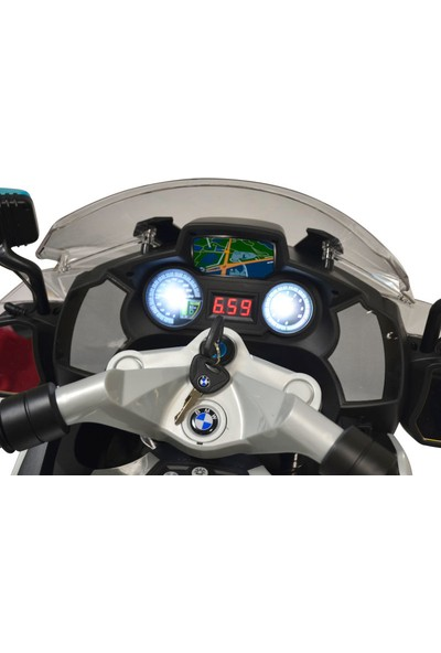 Kraft BMW Akülü Motorsiklet