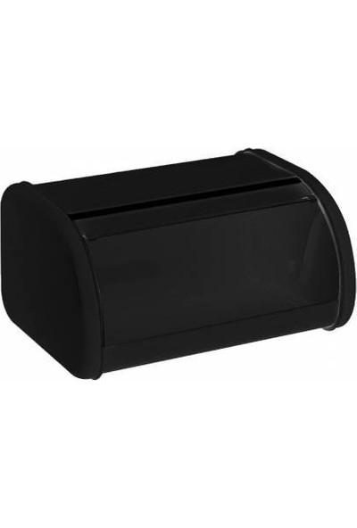 Nilşah Sürgülü Ekmek Kutusu Siyah
