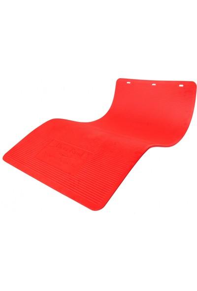 Thera Band Egzersiz ve Pilates Mat Minderi 2,5 cm 190 x 60 cm Kırmızı