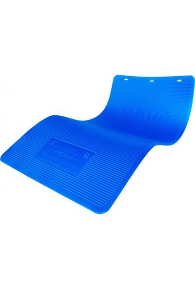 Thera Band Egzersiz ve Pilates Mat Minderi 2,5 cm 190 x 60 cm Mavi