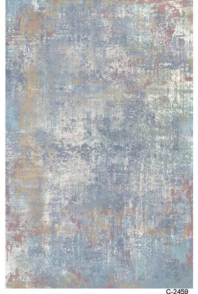 Bamyum Yıkanabilir Kaydırmaz Antibakteriyel Salon Halısı - Ninatappeti Pia 80 x 150 cm
