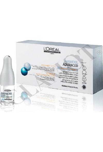 L'Oréal Professionnel Serie Expert Aminexil Advanced Saç Dökülmesine Karşi Serum 10X6ml