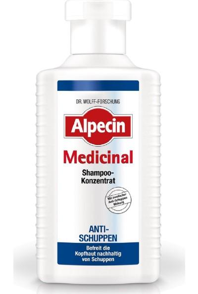 Alpecin Medicinal Konzentrat Kepek Önleyici Şampuan 200ml