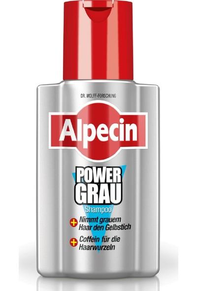 Alpecin Power gri Şampuan 200ml