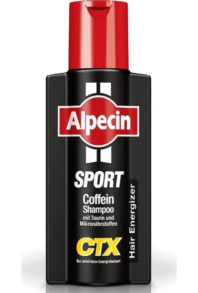Alpecin Sport Kafein Şampuan Ctx– 250ml