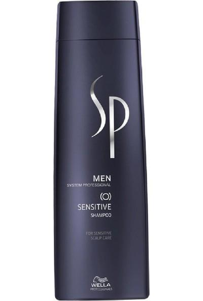 Wella Sp Men Sensitive Hassas Baş Derisi Şampuani 250ml