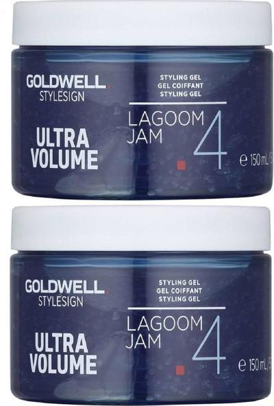 Goldwell Lagoom Jam Ultra Hacim Jöle 2x150ml