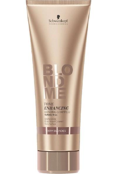 Schwarzkopf Blondme Tone Enhancing Sülfatsız Şampuan 250 ml