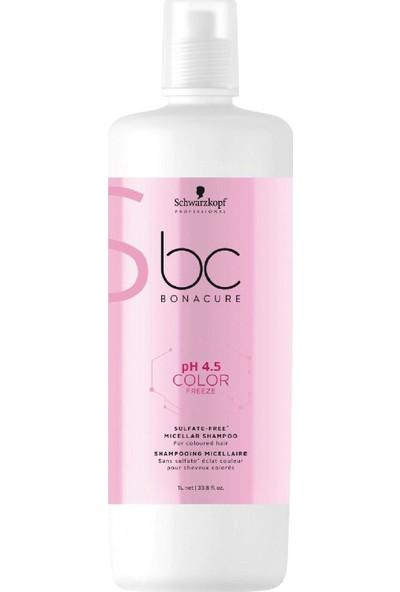 Bonacure Color Freeze Micellar Sülfate Free Shampoo 1000 ml Yeni