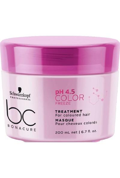 Schwarzkopf Bonacure Ph 4.5 Color Freeze Treatment 200 ml