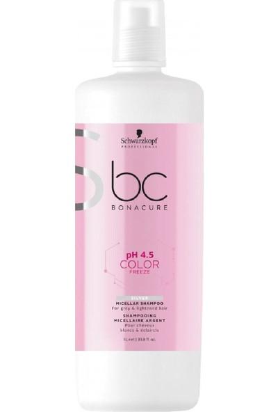Bonacure Color Freeze Micellar Silver Şampuan 1000 ml