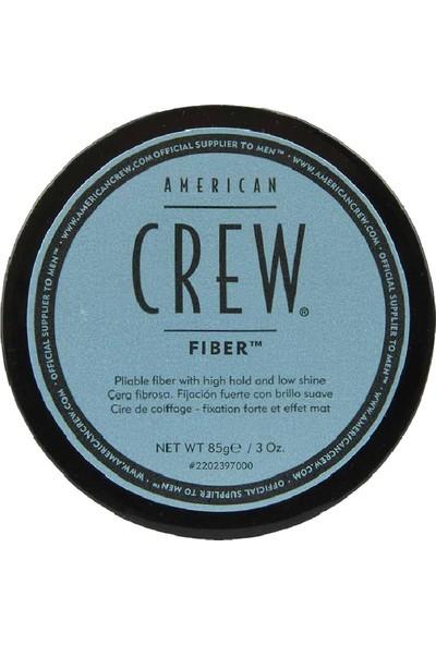 American Crew Fiber Güçlü Tutucu Mat Wax 85g