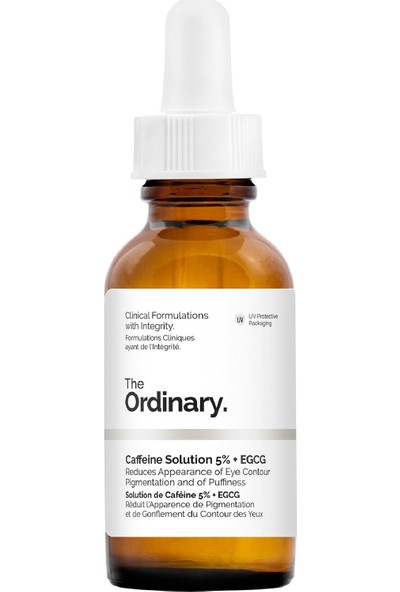 The Ordinary Caffeine Solution 5% + Egcg Göz Serumu