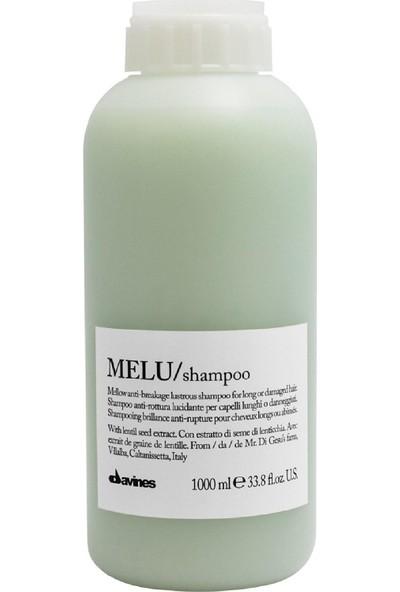 Davines Melu Mellow Kırılma Önleyici Parlaklık Şampuanı 1000Ml