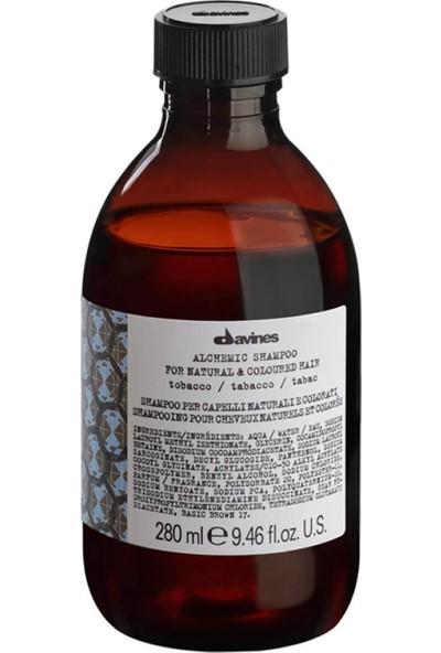Davines Alchemic Tobacco Kahverengi Şampuan 280ml
