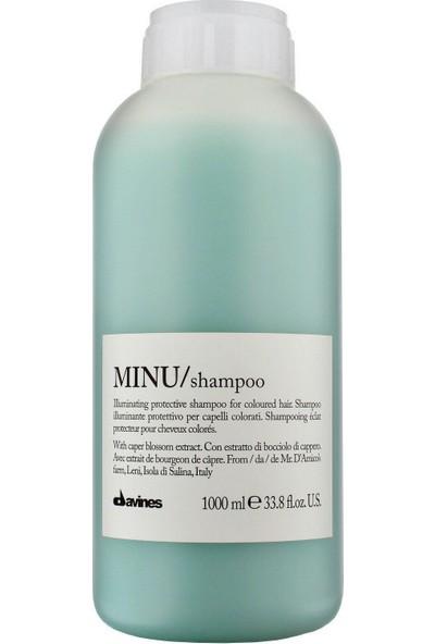 Davines Minu Boyali Saçlar İçin Bakim Şampuani 1000ml