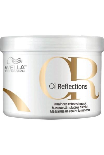 Wella Oil Reflections Parlaklık Veren Maske 500 ml