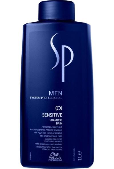 Wella Sp Men Sensitive Hassas Baş Derisi Şampuani 1000ml