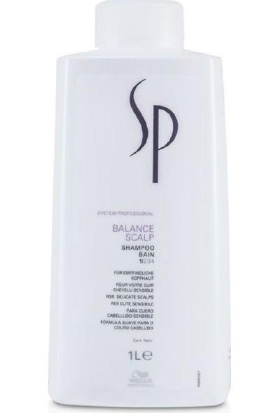 Wella Sp Balance Scalp Dökülme Önleyici Şampuan 1000ml