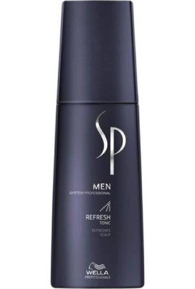 Wella Sp Men Refresh Canlandirici Şampuan 250ml