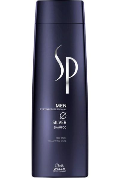 Wella Sp Men Silver Şampuan 250Ml