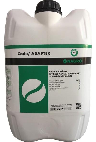 Nagro Code Adapter Bitkisel Menşeli Sıvı Organik Gübre 20 lt