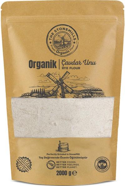 Thestonemills Organik Taş Değirmen Çavdar Unu 2 kg
