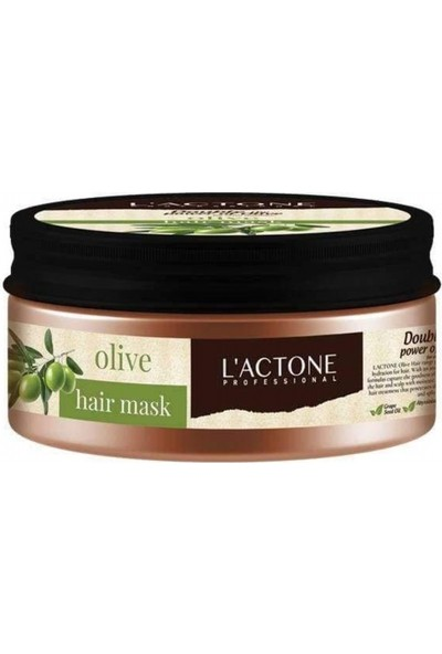 L'actone Olive Oil Saç Maskesi 250 ml