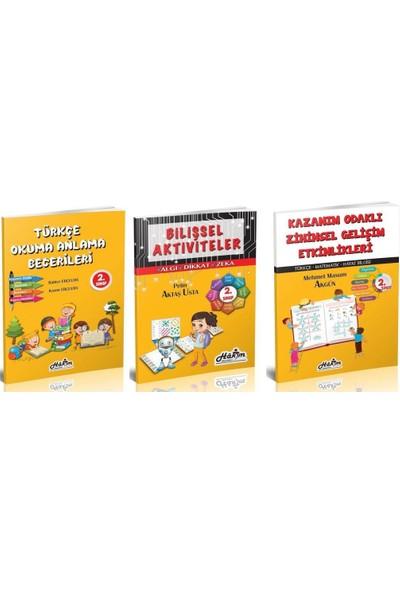 Hakim Yayınları 2.Sınıf Kazanım Odaklı Zihinsel Aktiviteler Beceri Kitapları 3.Kitap