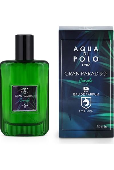 Aqua Di Polo 1987 Gran Paradiso Jungle Edp 50 ml Erkek Parfum