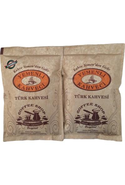 Yemenli Kahveci Türk Kahvesi + Fındıklı Kahve 100 gr 2'li