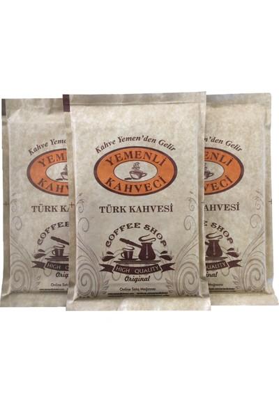 Yemenli Kahveci 300 gr Türk Kahvesi (3X100GR)
