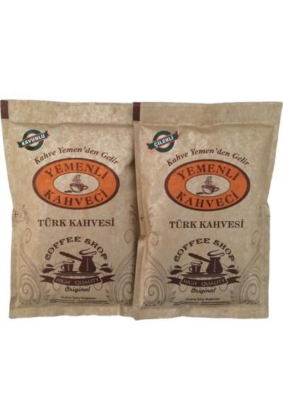 Yemenli Kahveci Çilekli & Kavunlu Türk Kahvesi (2X100GR)