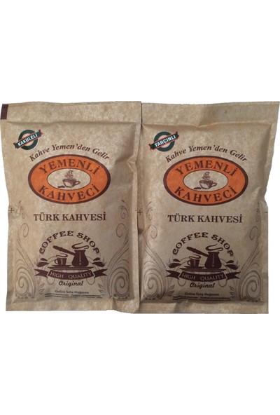 Yemenli Kahveci Kakuleli & Tarçınlı Türk Kahvesi (2X100GR)