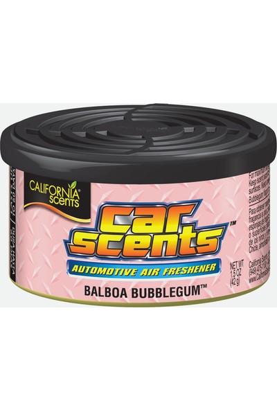 California Scents - Car Scents Balboa Bubblegum (Sakız Kokusu)