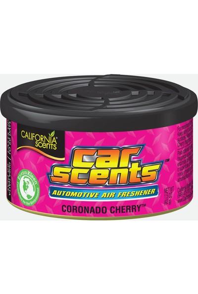 California Scents - Car Scents Coronado Cherry (Kiraz Kokusu)