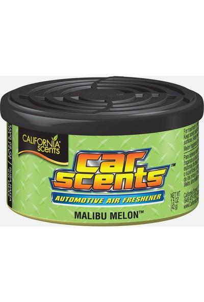 California Scents - Car Scents Malibu Melon (Kavun Kokusu)