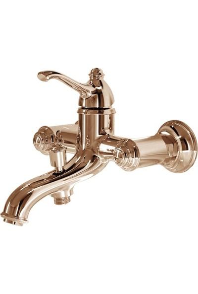 Kale Artdecor Banyo Bataryası Rose Gold