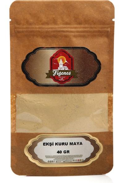 Figenes Ekşi Kuru Maya Kraft Paket 40 gr