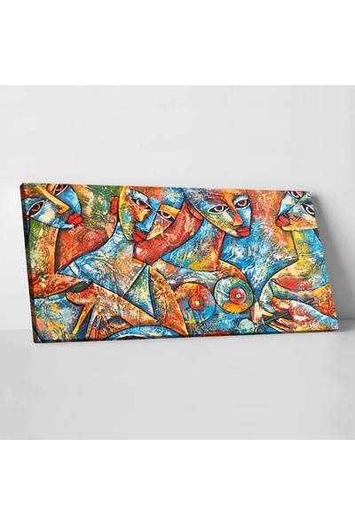 Artas Dekoratif Kanvas Tablo