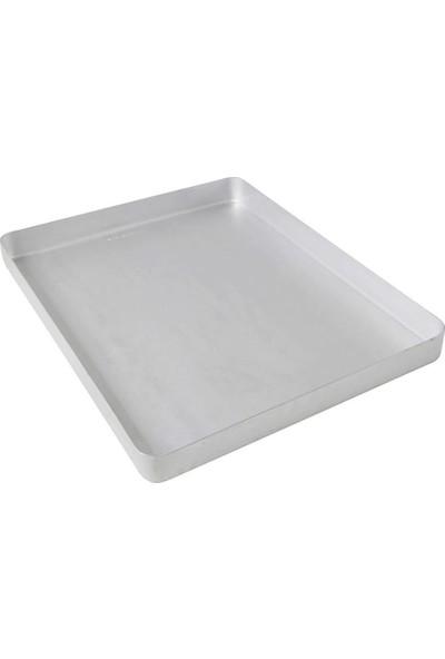 Çelik Pençe Alüminyum Baklava ve Börek Tepsisi 35 x 45 cm 1000 gr