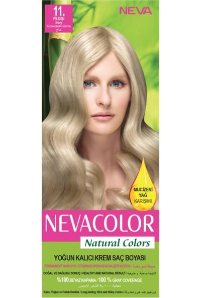 Natural Color Saç Boyası Seti 11 Fildişi