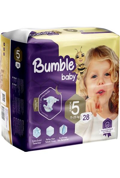 Bumble Junior 5 Numara 4'lü Paket 112'LI